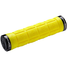 Ritchey WCS Trail Manopole Lock-On, yellow